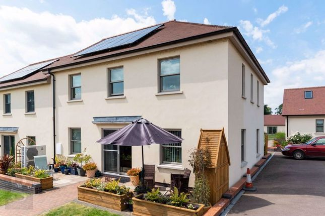 Thumbnail End terrace house for sale in Brockhampton Court, Hereford