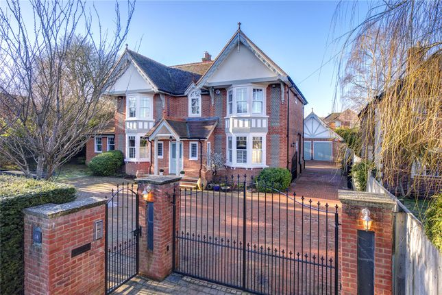 Thumbnail Detached house for sale in Western Road, Henley-On-Thames