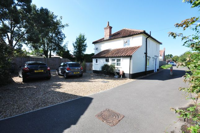 Thumbnail Detached house for sale in Ipswich Road, Long Stratton, Norwich
