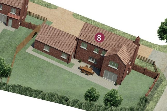Thumbnail Detached house for sale in Plot 8, Levesley Gardens