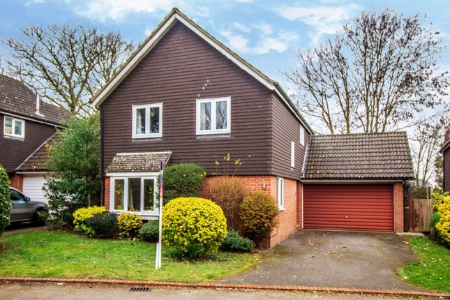 Thumbnail Property for sale in Albany Crescent, Claygate, Esher