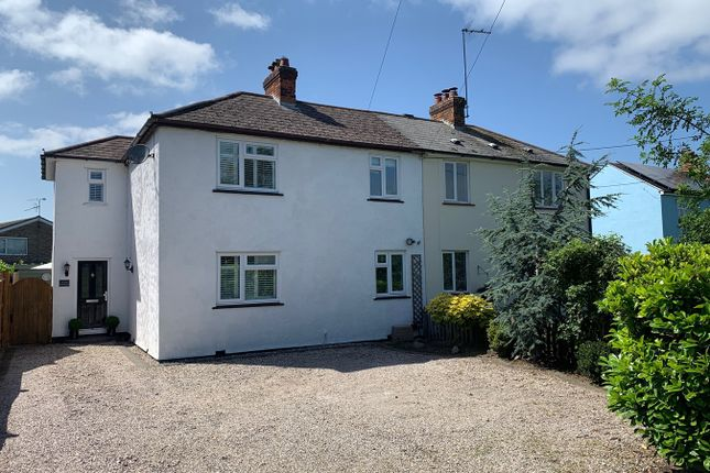 Thumbnail Semi-detached house for sale in Main Road, Bicknacre