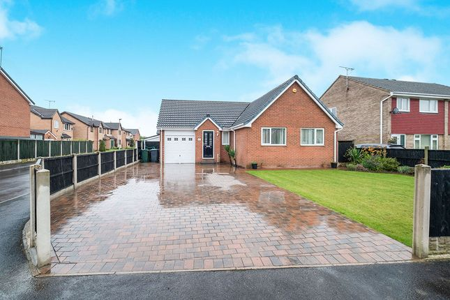 Thumbnail Bungalow for sale in Wentworth Way, Dinnington, Sheffield