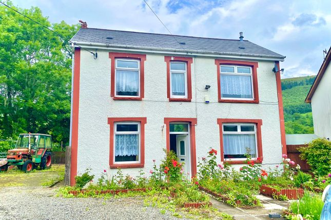 Thumbnail Detached house for sale in Popular House, Abercynon, Mountain Ash