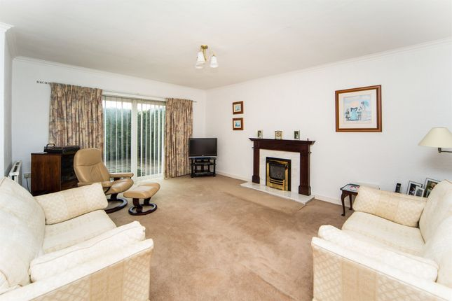 Thumbnail Detached bungalow for sale in Church Road, Rumney, Cardiff