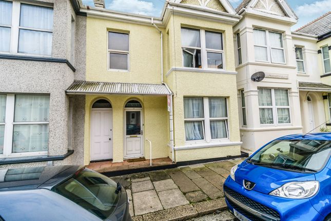 4 bed terraced house for sale in Eton Place, Plymouth