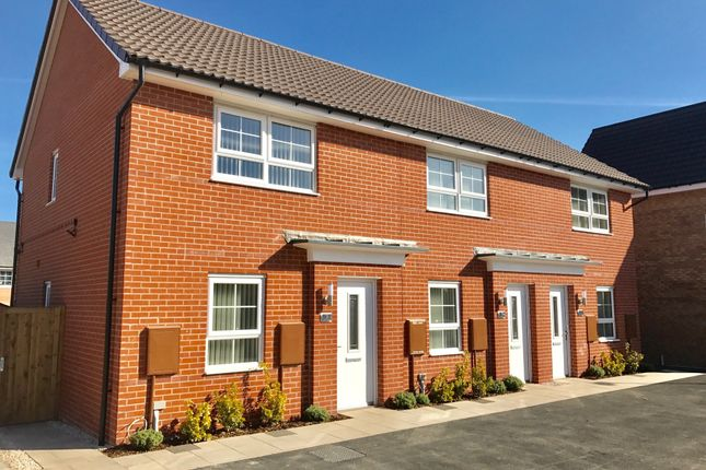 2 bed end terrace house to rent in 3 Azure Place, Gateford, Worksop S81