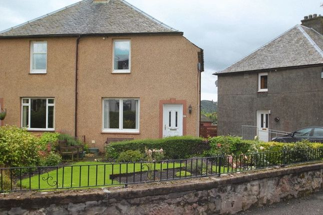Thumbnail Semi-detached house for sale in Sorley's Brae, Dollar