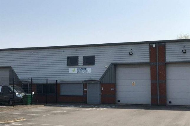 Light industrial for sale in 35 Longbridge Lane, Ascot Business Park, Osmaston Park Industrial Estate, Derby