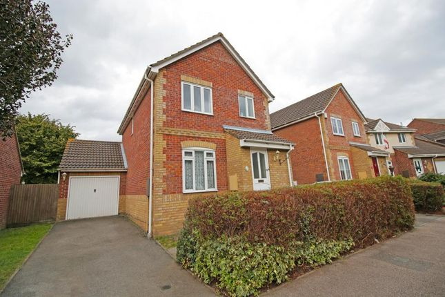 Thumbnail Detached house to rent in Cranmere Court, Strood, Rochester