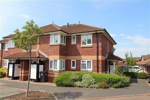 Thumbnail Flat for sale in Glenview Court, Preston