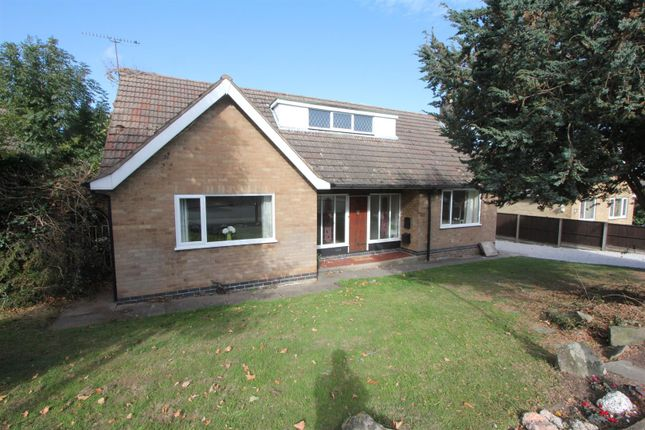 Thumbnail Detached bungalow for sale in Sherwood Road, Stoke Golding, Nuneaton