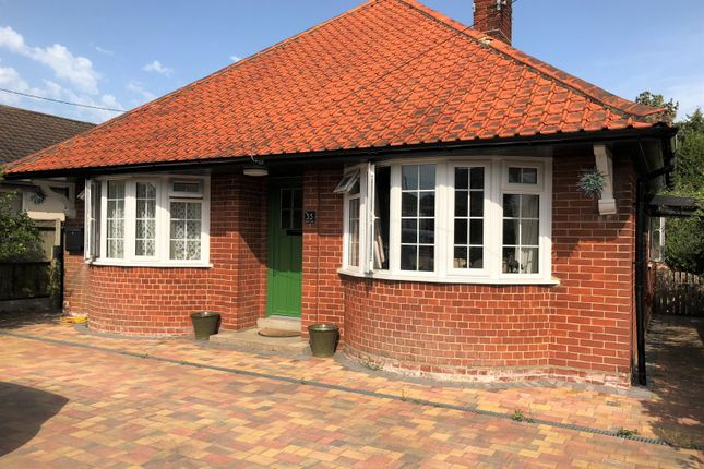Thumbnail Detached bungalow for sale in Kemps Lane, Beccles