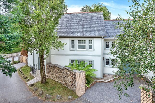 Thumbnail Detached house for sale in The Avenue, Truro, Cornwall