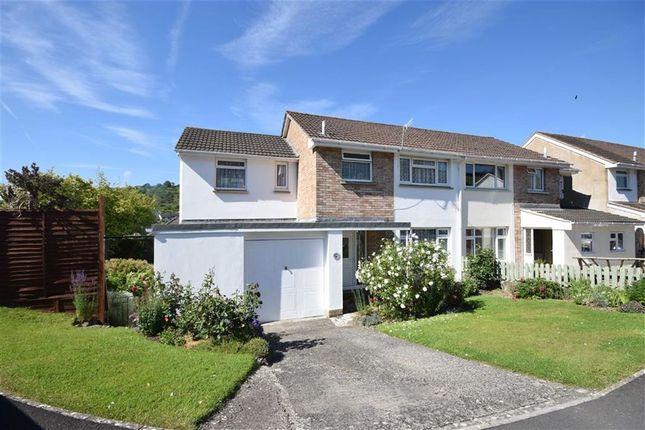 Thumbnail Semi-detached house for sale in St. Marys Close, Torrington