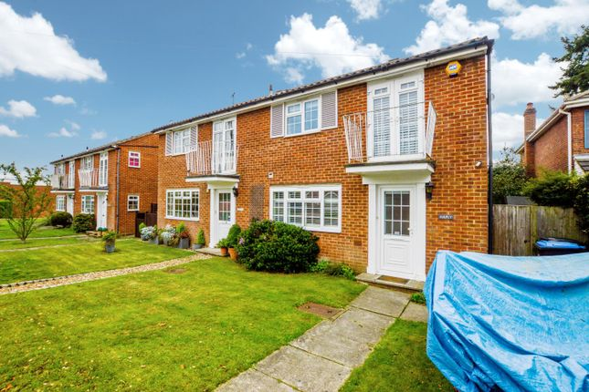 3 bed semi-detached house to rent in Madeira Road, West Byfleet, Surrey KT14