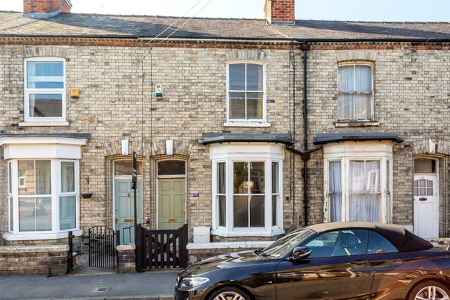 Thumbnail Terraced house for sale in Nunthorpe Road, York