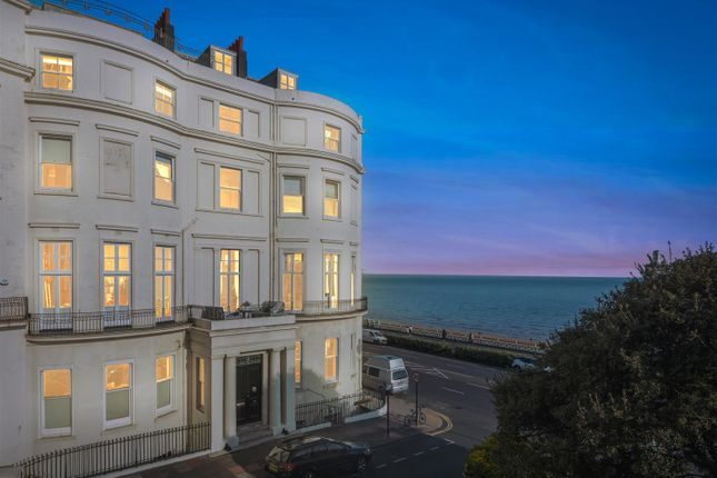 Thumbnail Property for sale in Eastern Terrace, Brighton