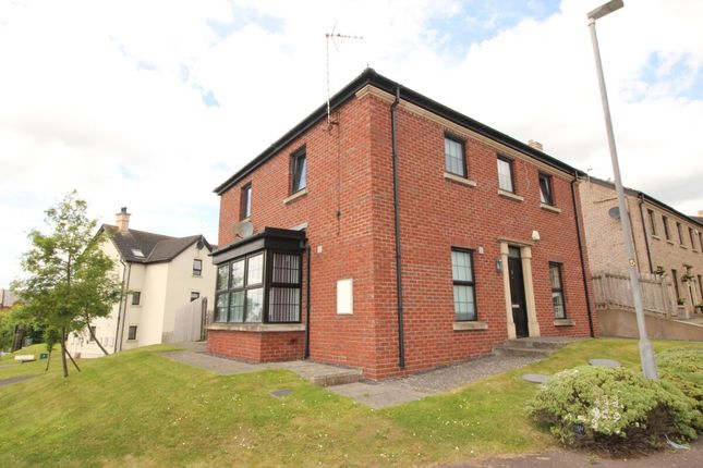 Thumbnail Flat for sale in Lady Wallace Avenue, Lisburn