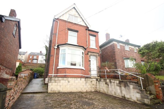 Thumbnail Detached house for sale in Abbeyfield Road, Sheffield