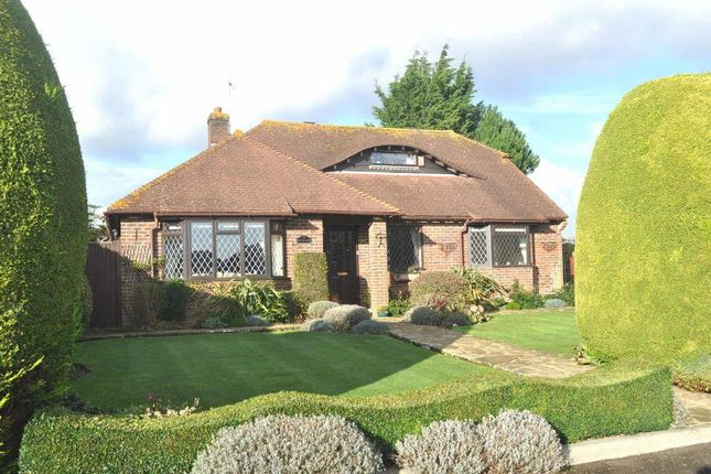 Thumbnail Detached house for sale in The Grove, Willingdon, Eastbourne