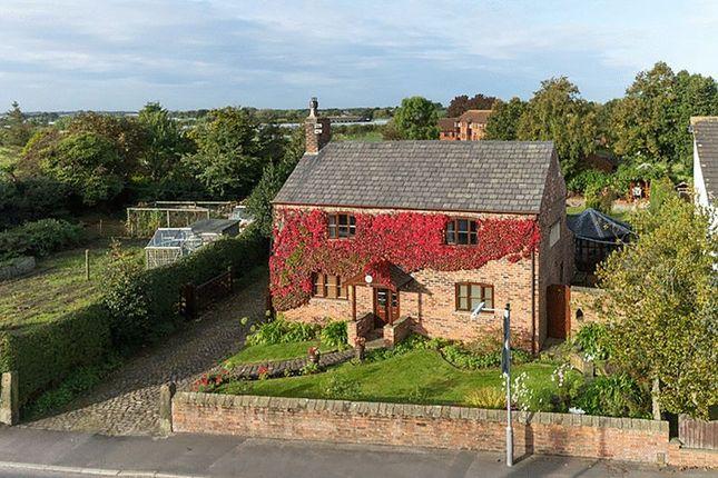 Thumbnail Farmhouse for sale in Church Road, Tarleton, Preston