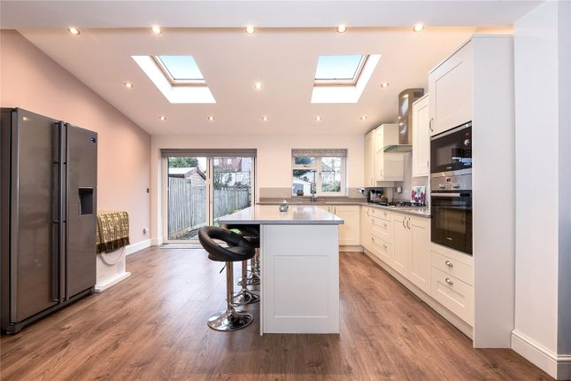 Thumbnail Terraced house for sale in Richmond Avenue, Hillingdon, Middlesex