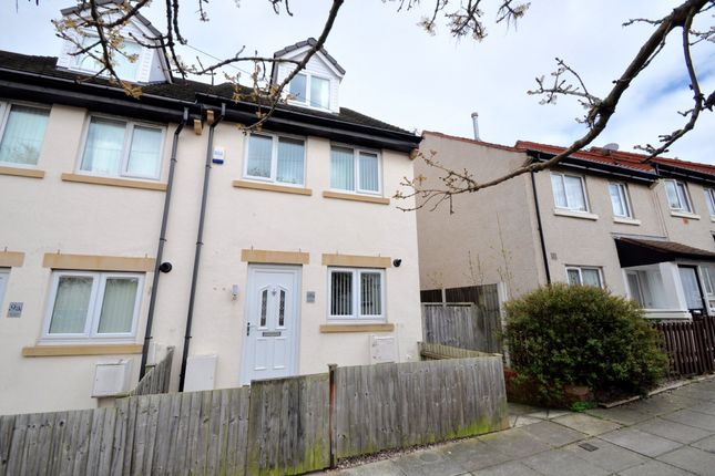 Thumbnail End Terrace House To Rent In Grosvenor Road, New Brighton,  Wallasey
