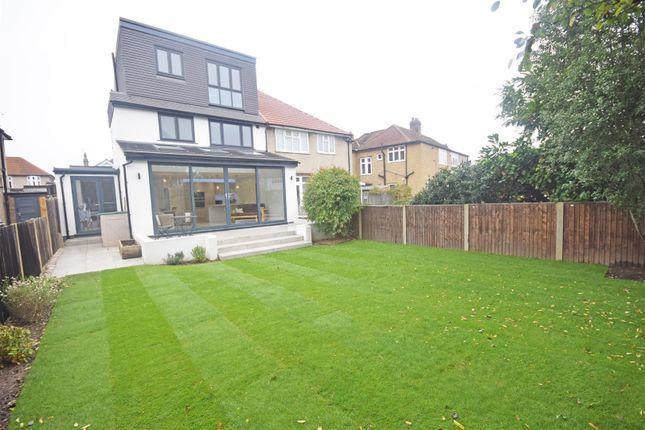 4 bed semi-detached house to rent in Strathearn Avenue, Whitton, Twickenham