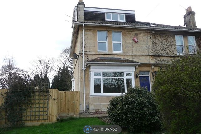 Thumbnail Semi-detached house to rent in Bellotts Road, Bath