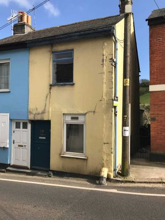 Thumbnail End terrace house for sale in West Street, Millbrook, Torpoint