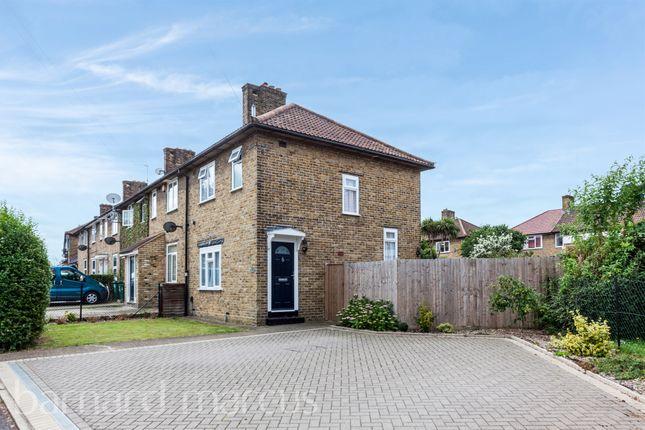 Thumbnail End terrace house for sale in Shrewsbury Road, Carshalton
