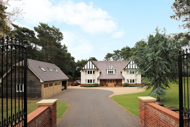 Detached house for sale in Hurn Road, Ashley, Ringwood