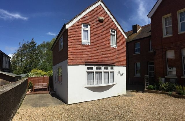 Thumbnail Detached house to rent in Mill Lodge, Mill Road, Worthing