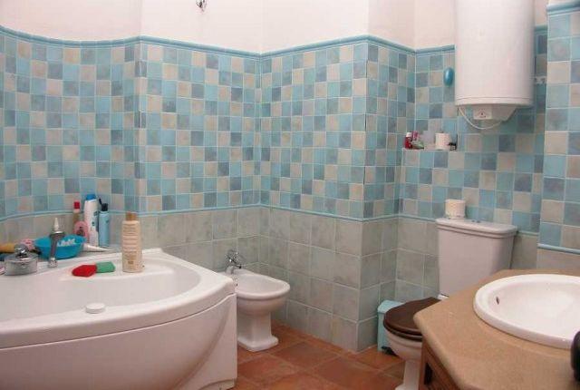 Bathroom of Spain, Málaga, Monda