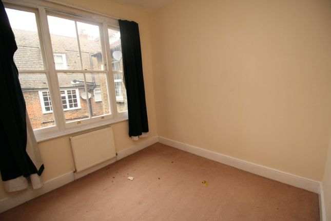 Bedroom Three of Britannic House, 40 New Road, Chatham, Kent ME4