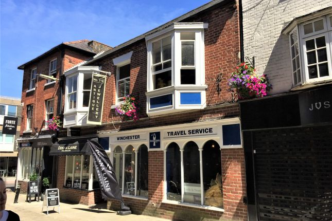 Thumbnail Retail premises to let in Parchment Street, Winchester