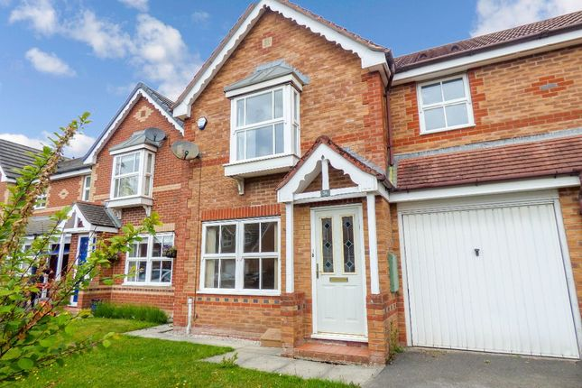 Front Of House of Milestone Meadow, Euxton, Chorley PR7