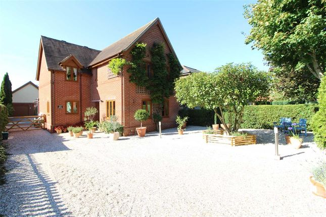 Thumbnail Detached house for sale in Hare House, Boxted Road, Mile End, Colchester