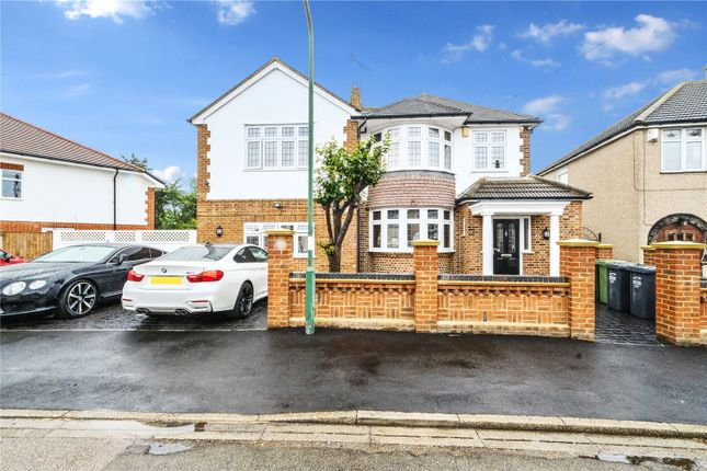 Thumbnail Detached house for sale in Woodward Terrace, Greenhithe, Kent