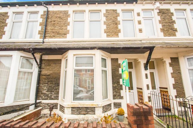 3 bed terraced house for sale in Brithdir Street, Cathays, Cardiff