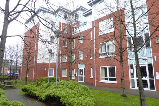 Thumbnail Flat for sale in Hyde Grove, Manchester