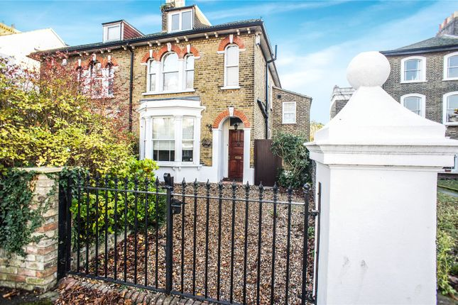 Thumbnail Semi-detached house for sale in Woolwich Road, Belvedere, Kent