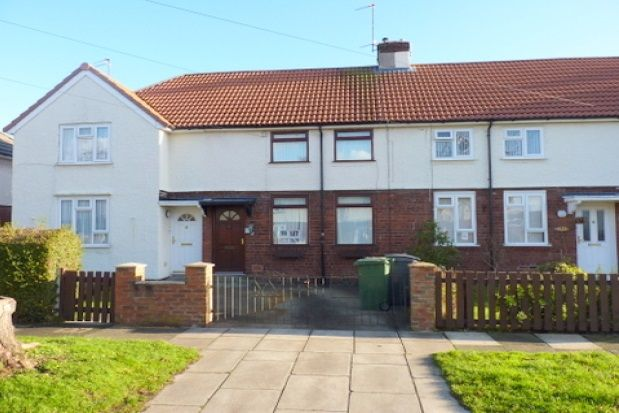 Thumbnail Terraced house to rent in Oteley Avenue, Bromborough, Wirral
