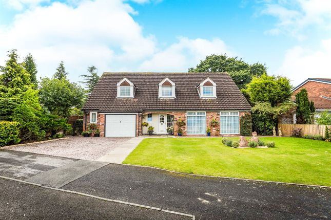Thumbnail Detached house for sale in Pheasant Way, Darnhall, Winsford