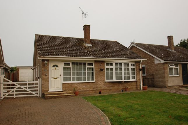 Thumbnail Detached bungalow for sale in Springhill Close, Great Bromley, Colchester