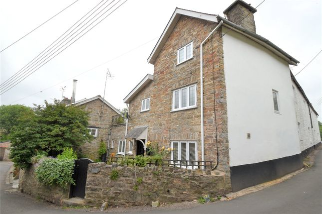 Thumbnail Terraced house to rent in Frog Street, Bampton