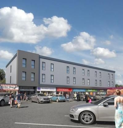 Thumbnail Flat to rent in Irving House, Station Road North, Newcastle