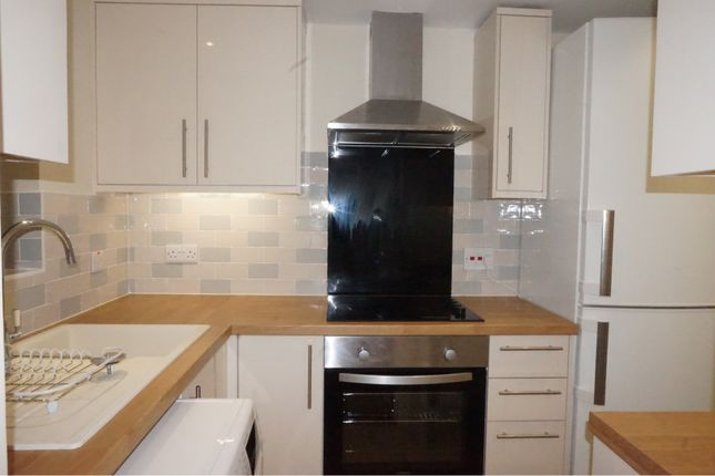 Kitchen of West Cliff Road, Broadstairs CT10