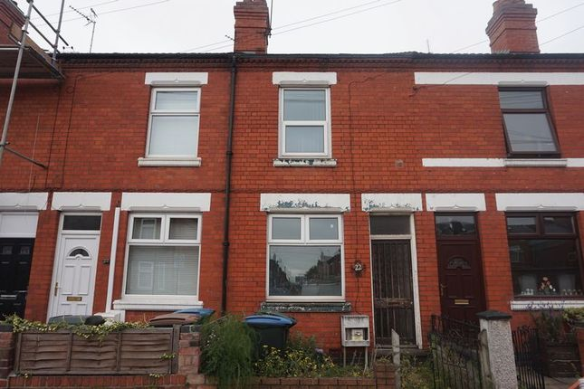 Thumbnail Terraced house to rent in Swan Lane, Coventry